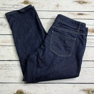 The Limited 312 crop jeans size 8